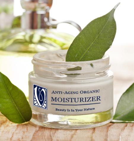 Anti-aging organic cream